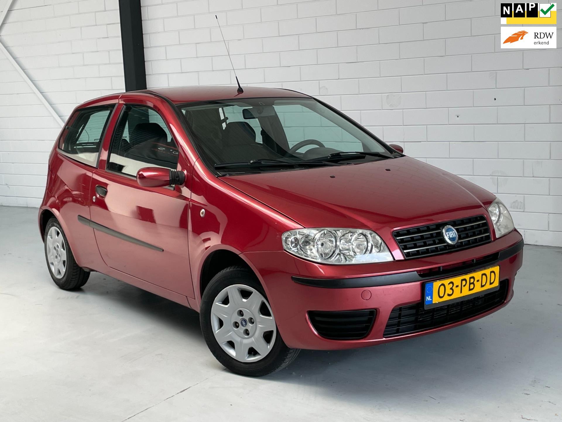 Fiat Punto occasion - Lap Auto's