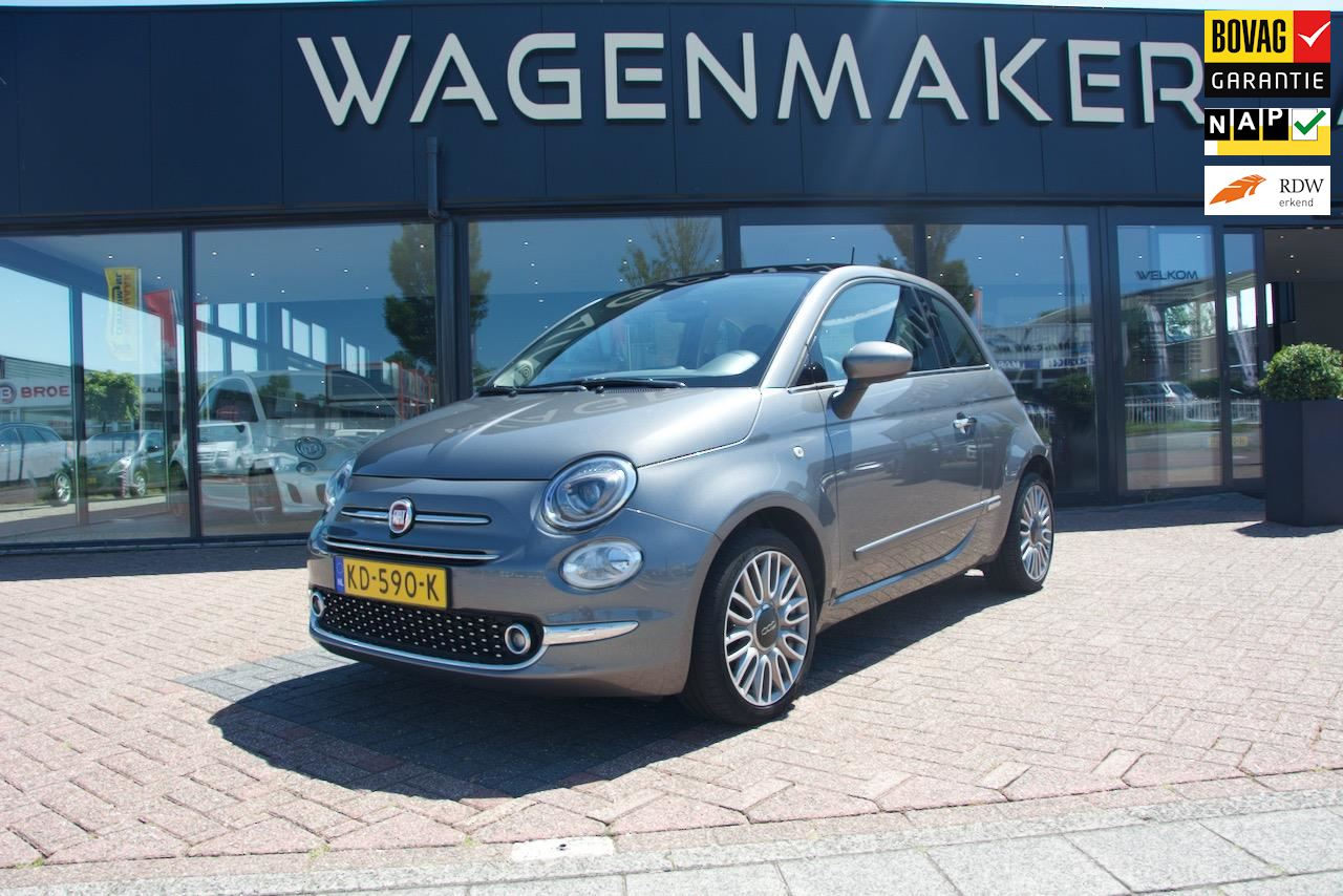 Fiat 500 occasion - Wagenmaker Auto's