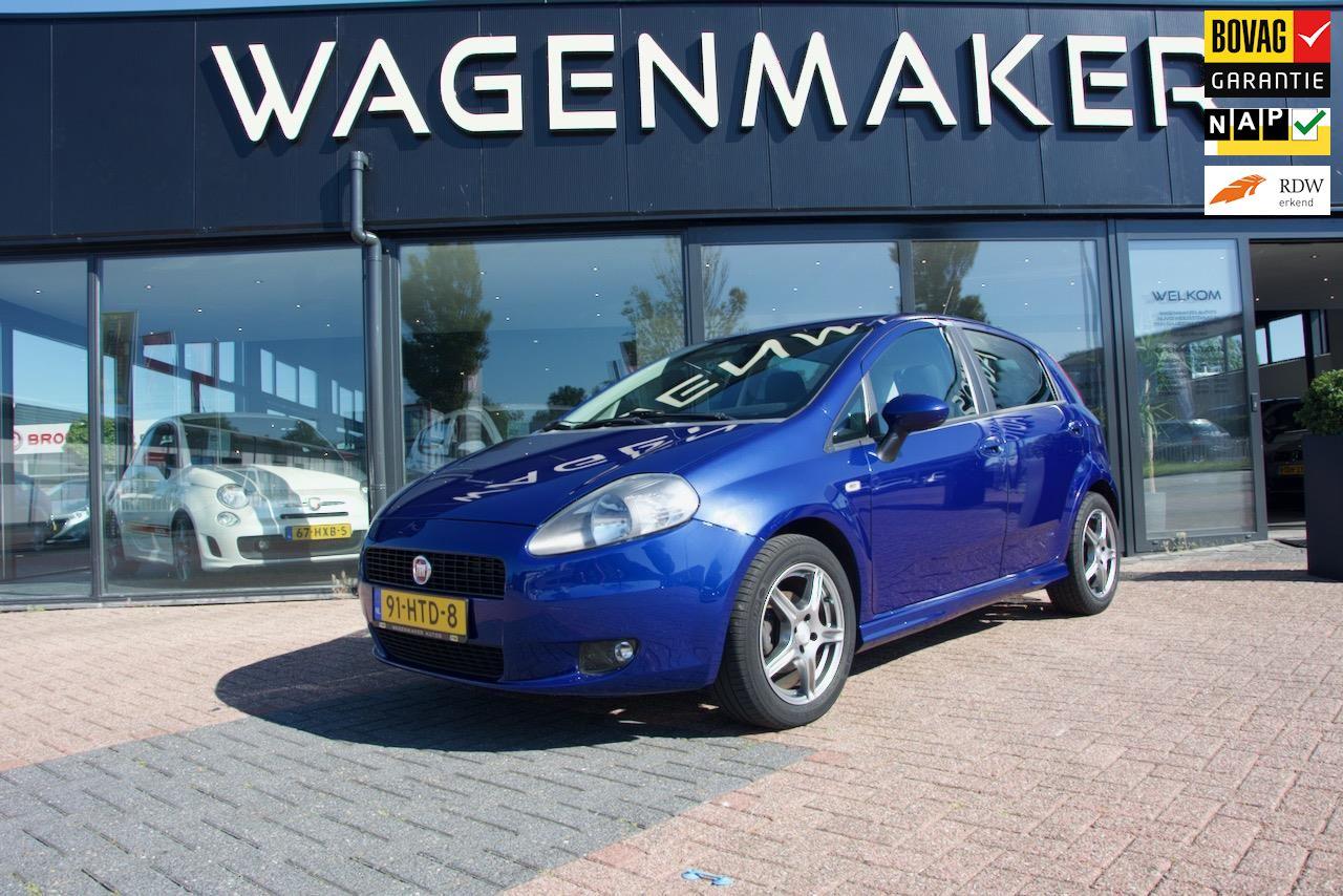 Fiat Grande Punto occasion - Wagenmaker Auto's