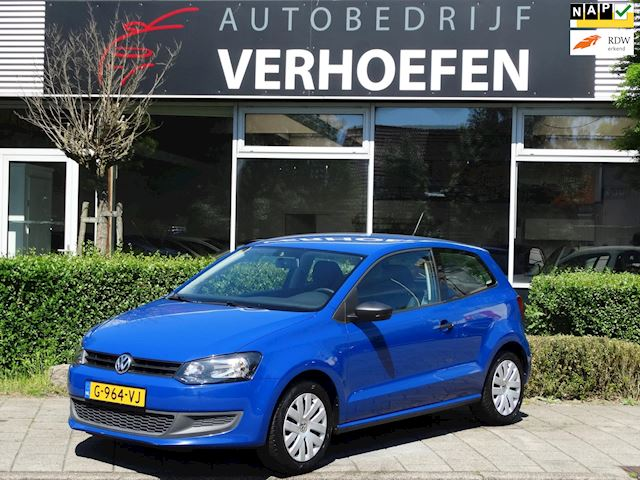 Volkswagen Polo 1.2 Easyline - AIRCO - INCL BOEKEN - GARANTIE - ACTIE PRIJS !!