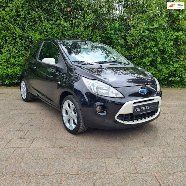 Ford Ka occasion - Geerts automobielen