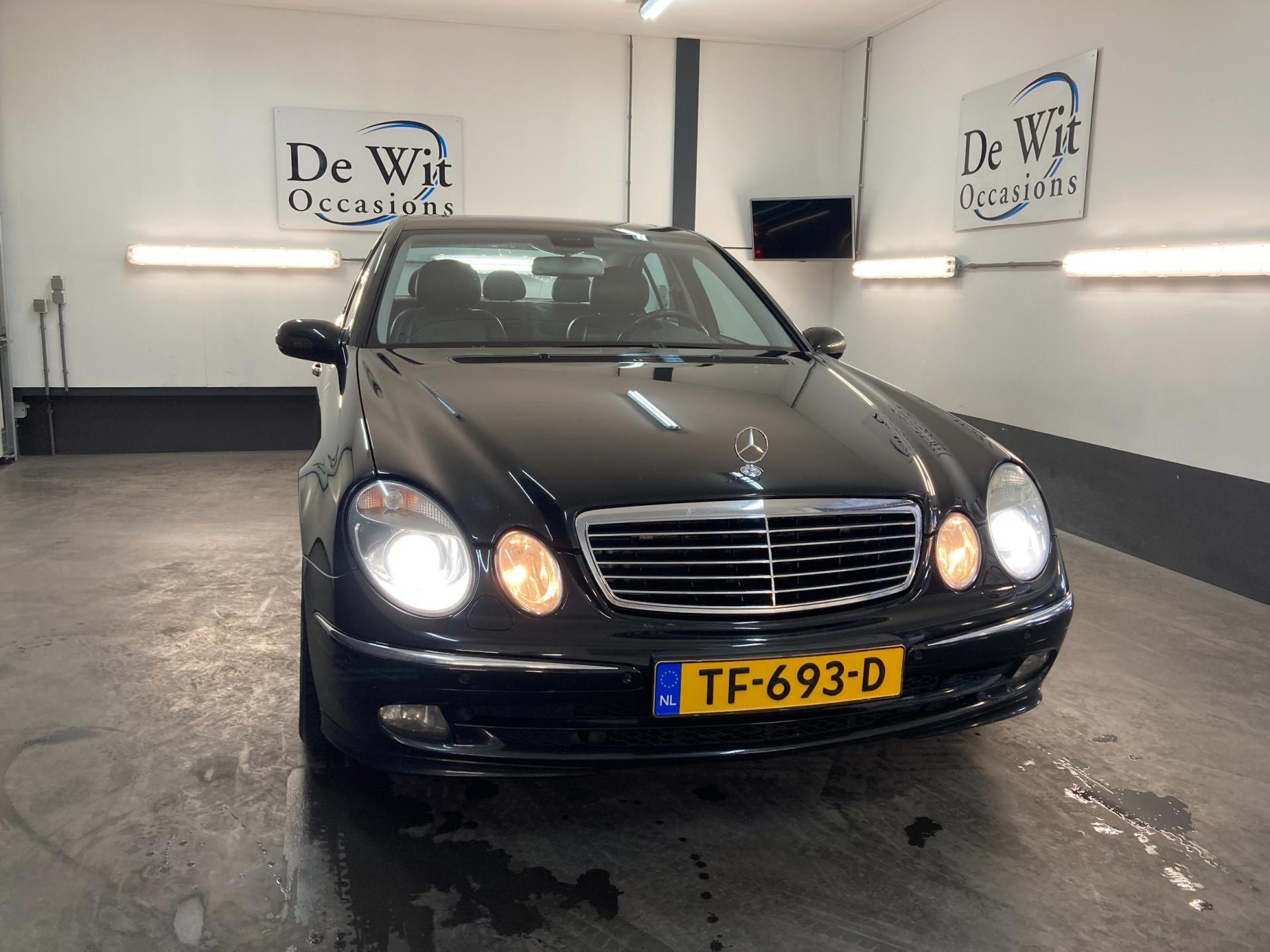 Mercedes-Benz E-klasse occasion - De Wit Occasions