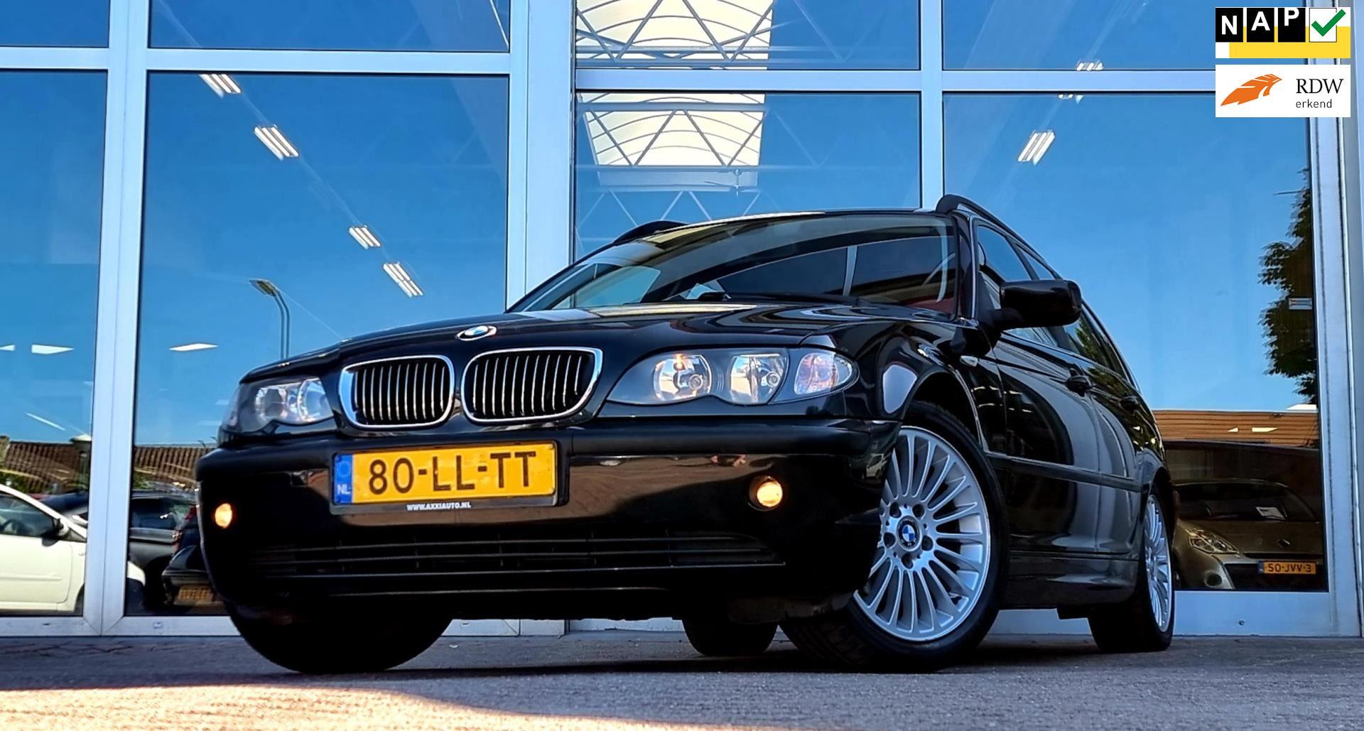 BMW 3-serie Touring occasion - van den Boog Automotive