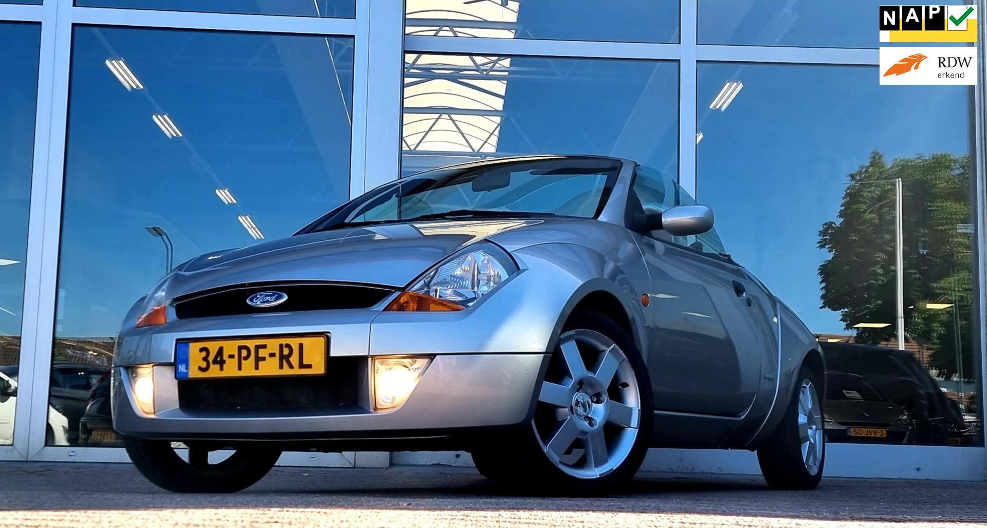Ford Streetka occasion - van den Boog Automotive
