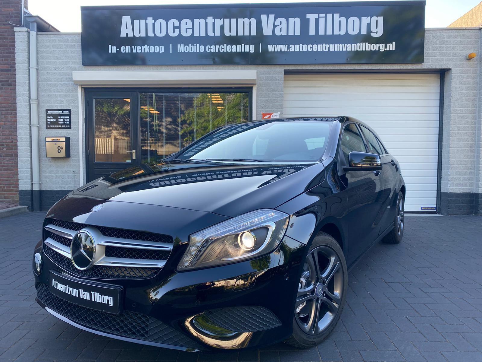 Mercedes-Benz A-klasse occasion - Autocentrum van Tilborg