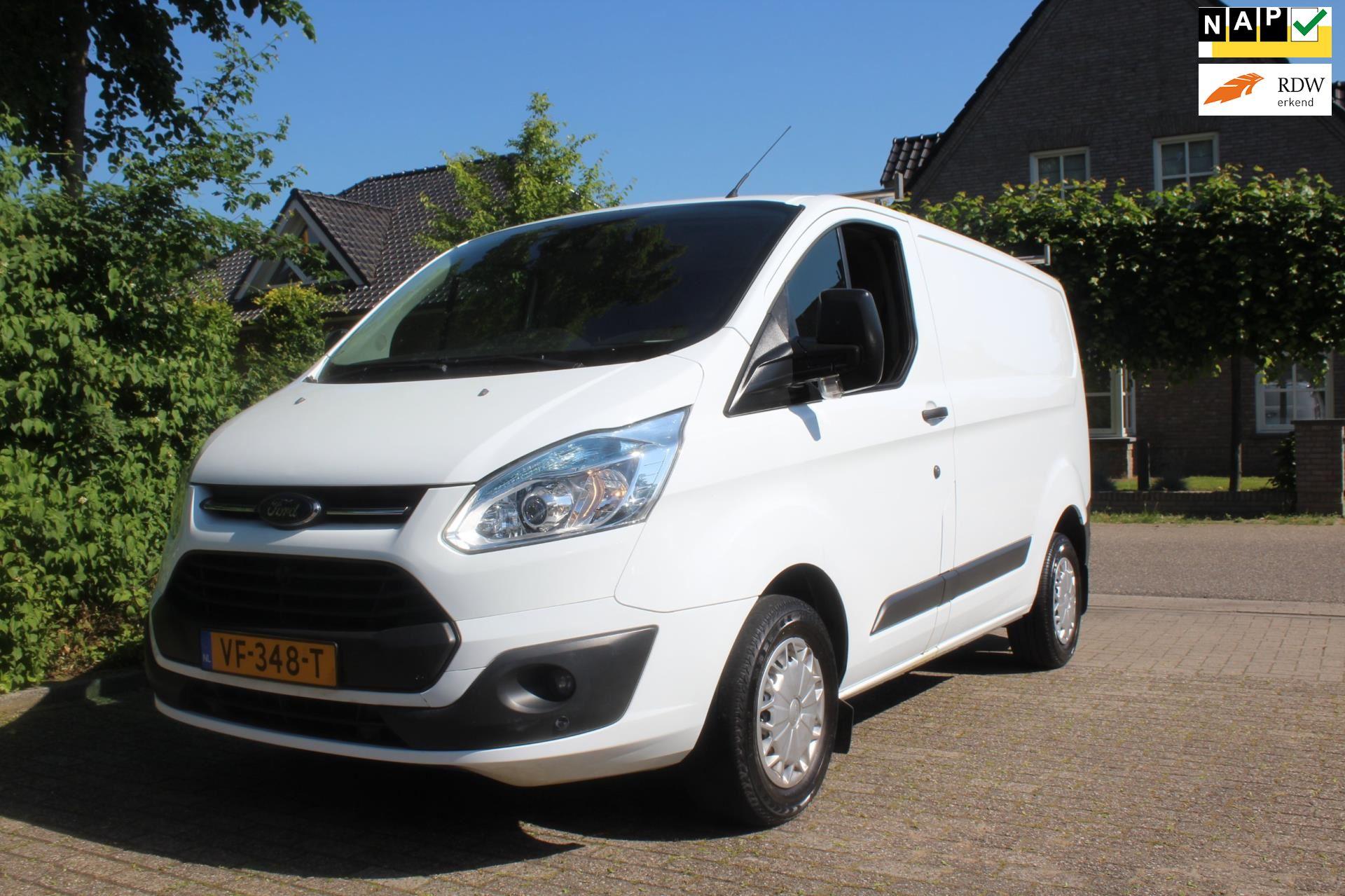 Ford Transit Custom occasion - Autogroothandel Ammerzoden