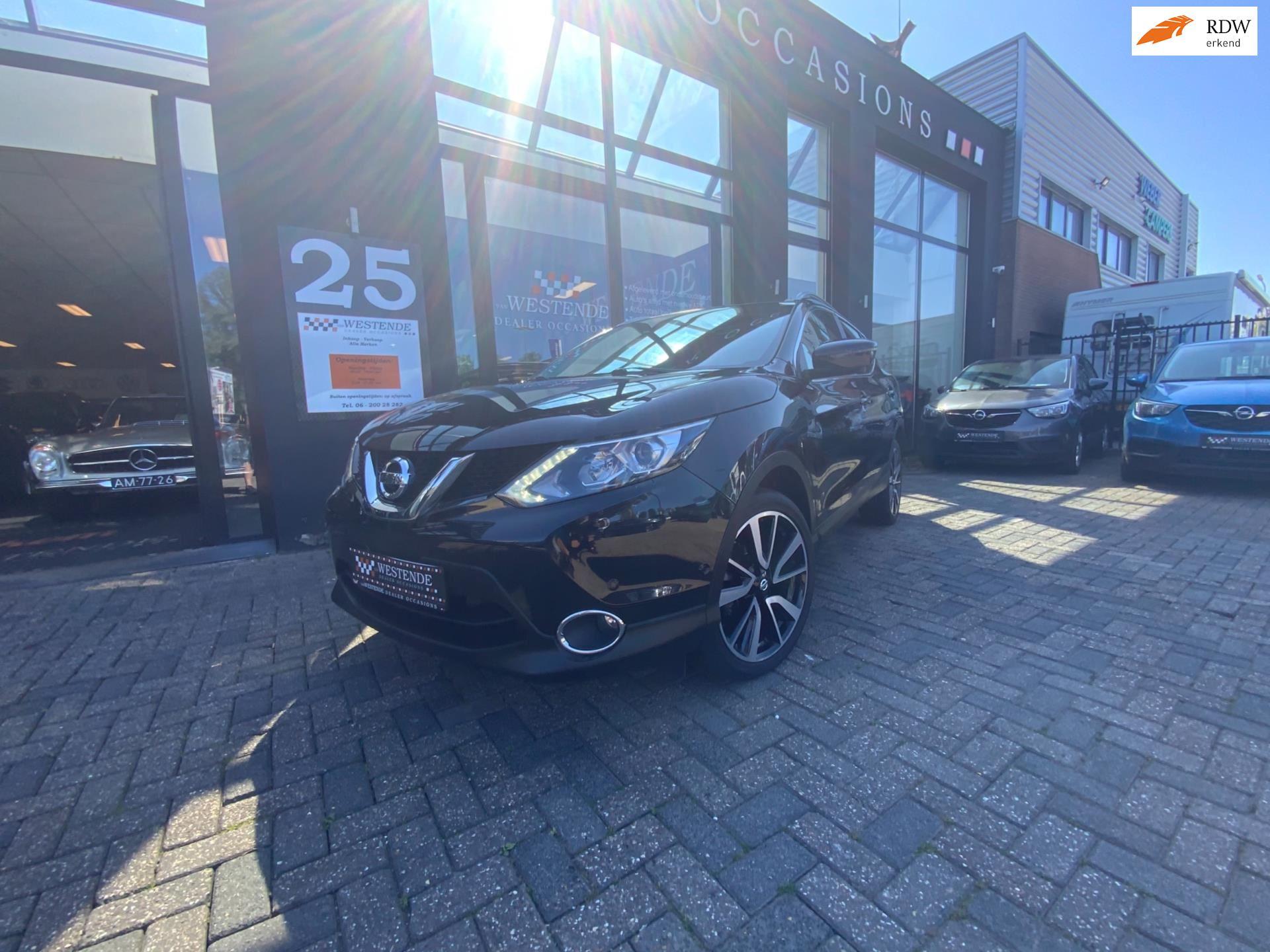 Nissan Qashqai occasion - Van Westende Dealeroccasions