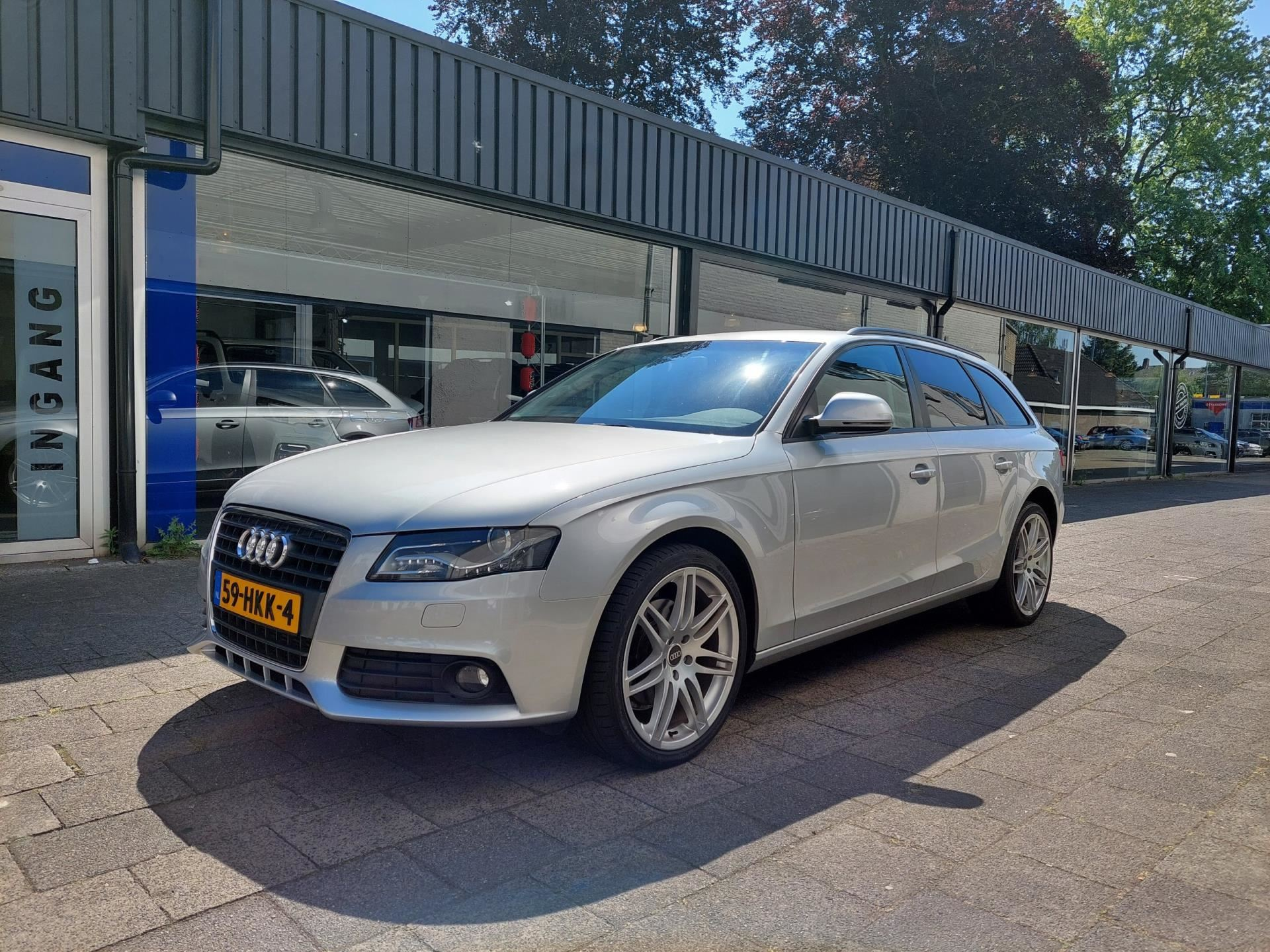 Audi A4 Avant occasion - Mijn Volvo Specialist