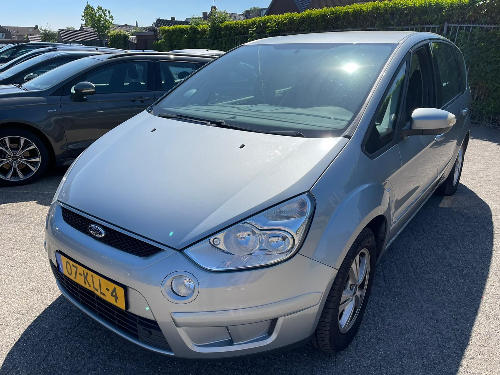 Ford S-Max occasion - DDM Export B.V.