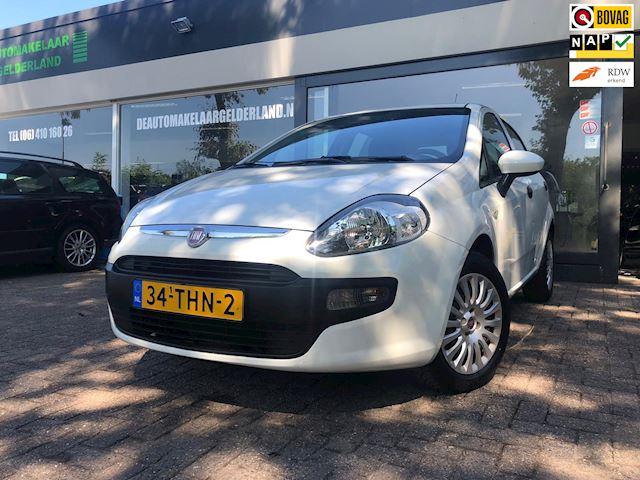 Fiat Punto Evo 1.4 Natural Power Active Nieuwe Apk/Elec Ramen/CNG