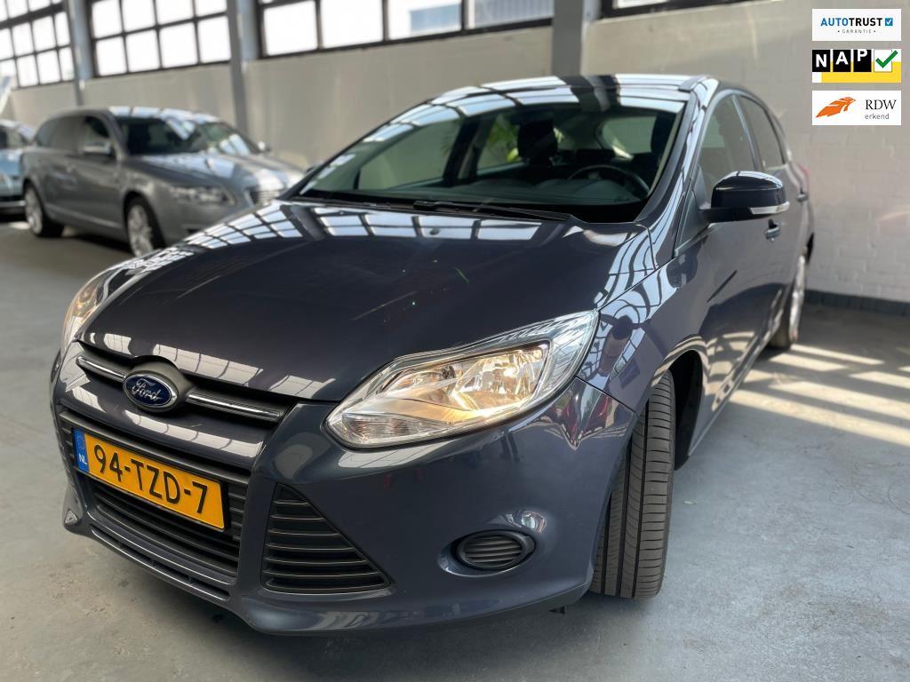 Ford Focus occasion - Delmond Autobedrijf