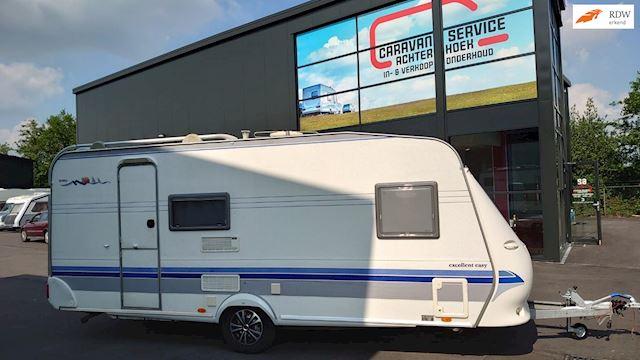 Hobby 500 KMFE occasion - Caravan Service Achterhoek