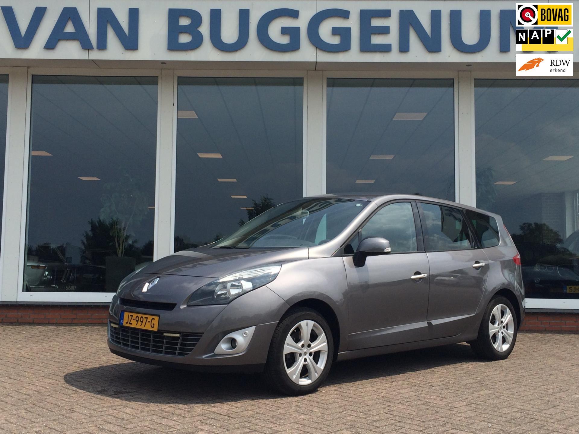 Renault Grand Scénic occasion - Automobielbedrijf J. van Buggenum