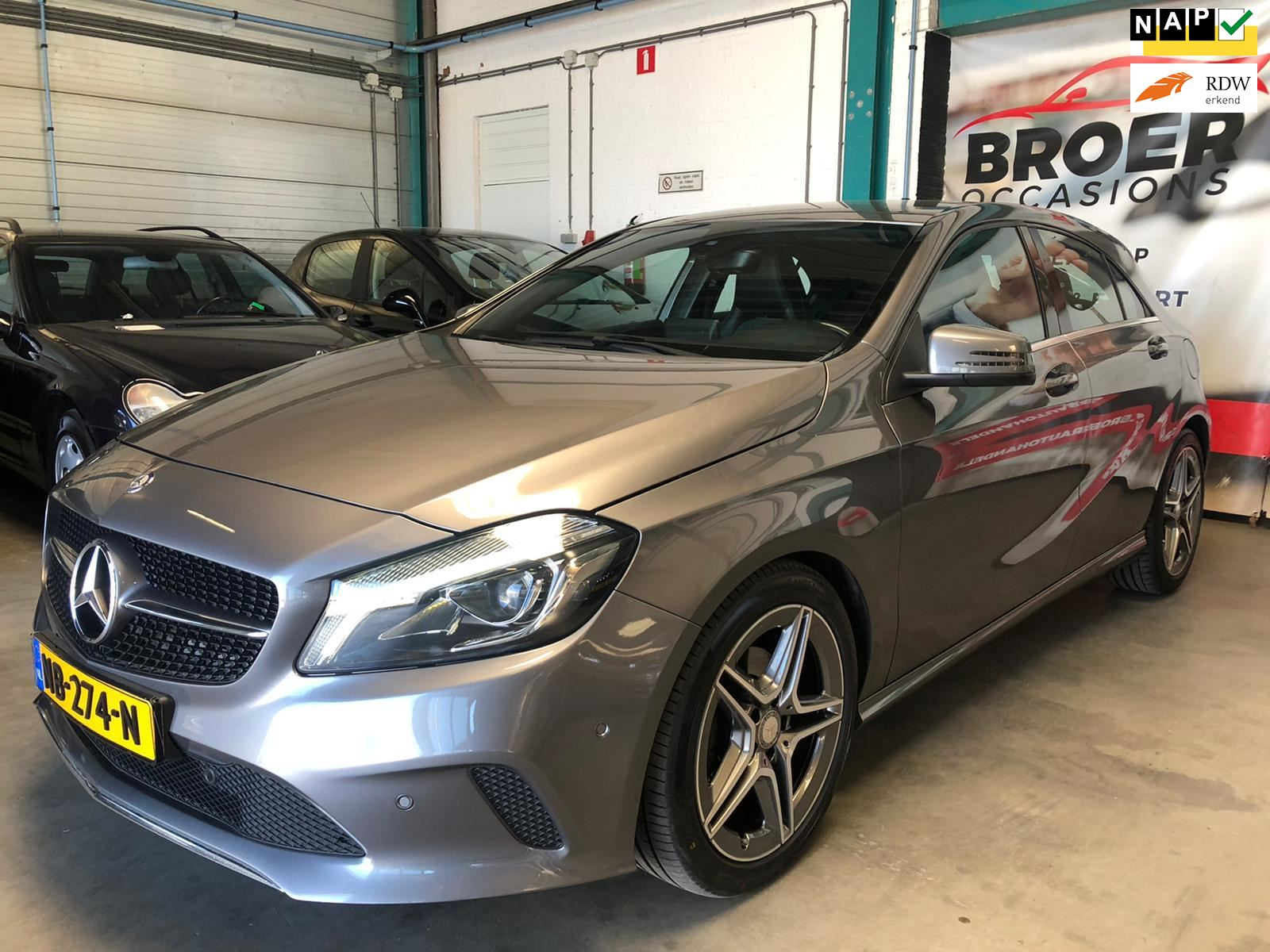 Mercedes-Benz A-klasse occasion - Broer Autohandel