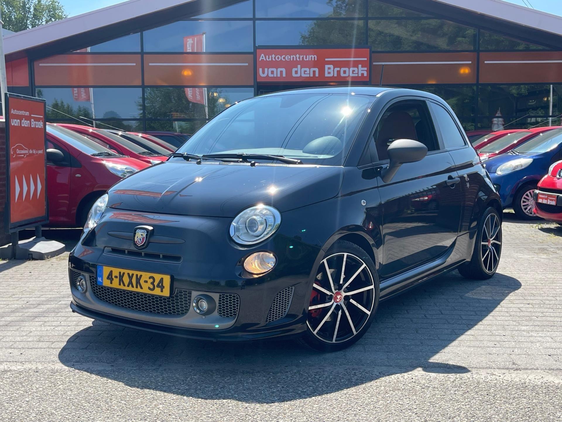 Fiat 500 occasion - AutoCentrum A. van Den Broek