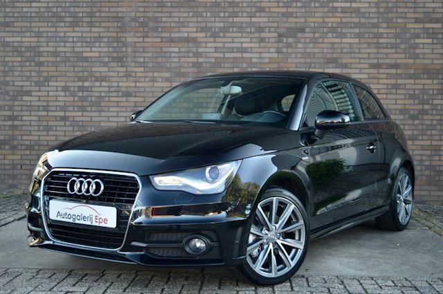 Audi A1 1.4 TFSI S-Line Navigatie Stoelverwarming Xenon Led