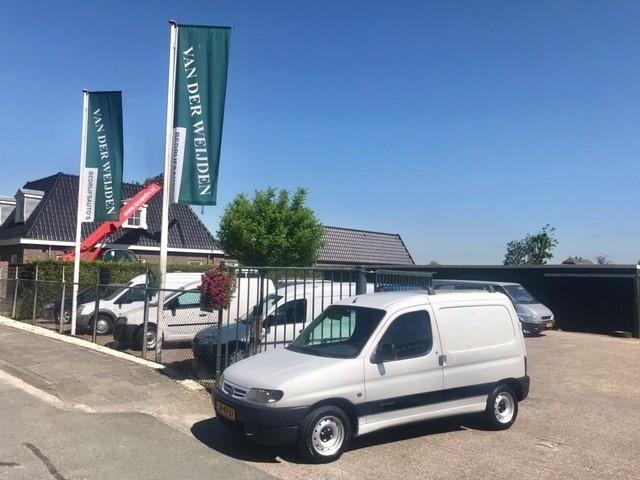 Citroen Berlingo occasion - Van der Weijden Bedrijfsauto's