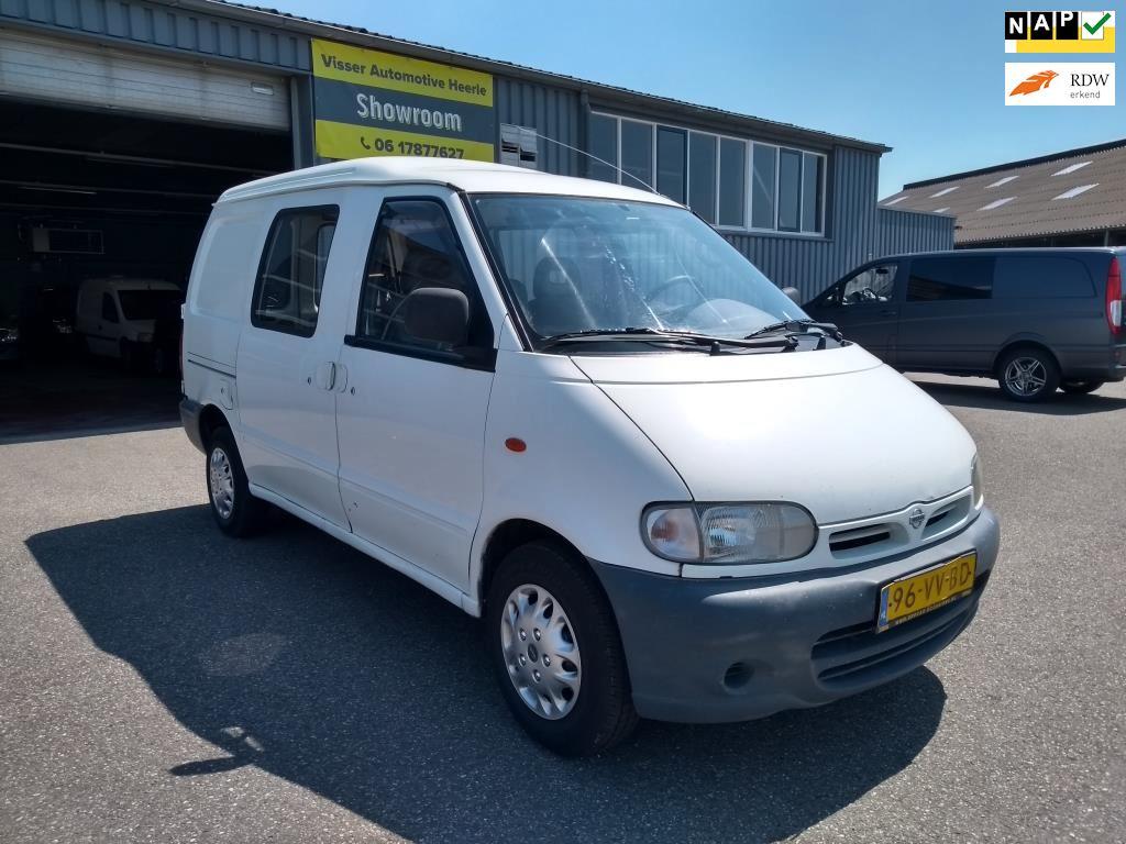Nissan Vanette occasion - Visser Automotive Heerle