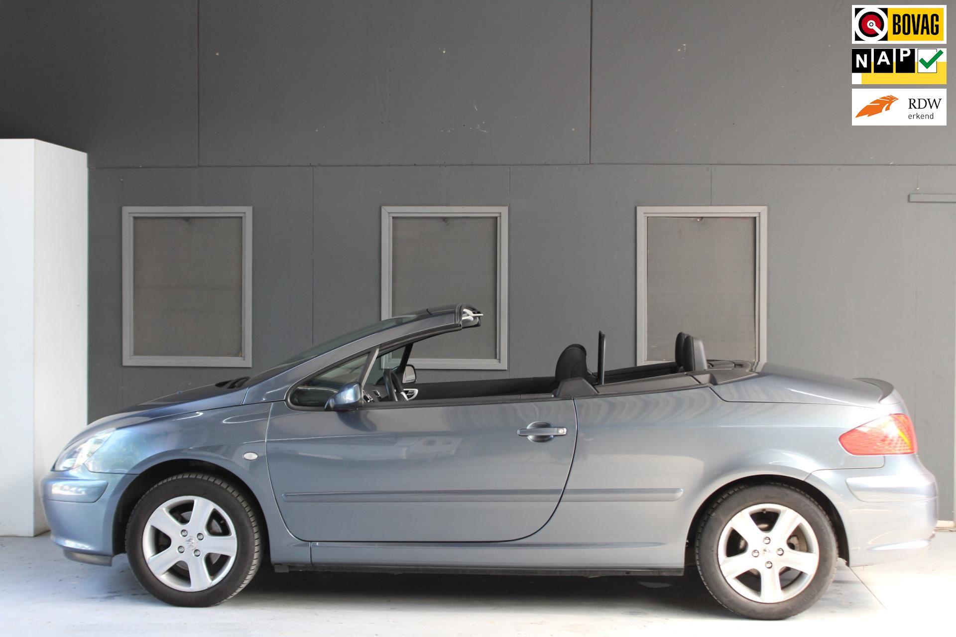 Peugeot 307 CC occasion - Aalten Auto's