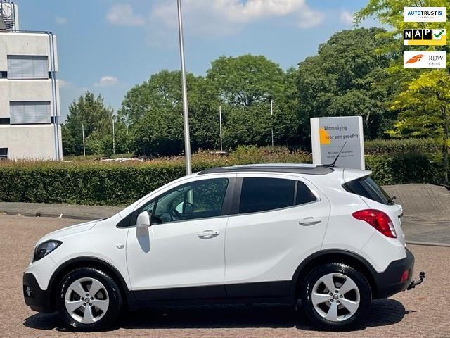 Opel Mokka occasion - Jesse de Koning Auto`s