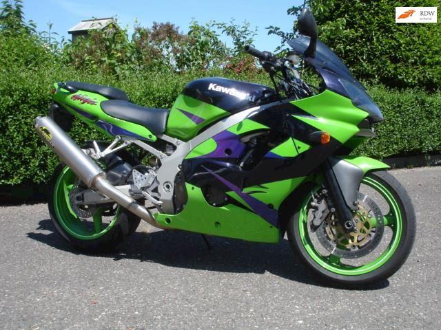 Kawasaki Sport ZX-9R Ninja