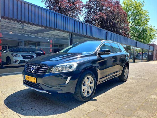 Volvo XC60 2.0 D4 FWD Dealer oh/2 eigenaren/Automaat/Leer/ Navi/Clima/Cruise/PDC/Trekhaak/Telefoon/Regensensor