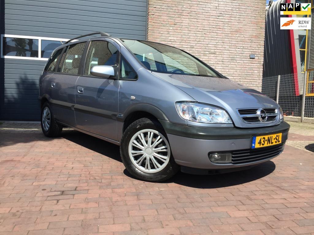 Opel Zafira occasion - Ness Auto's