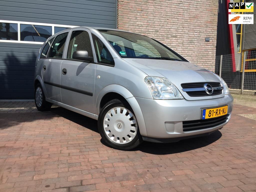 Opel Meriva occasion - Ness Auto's