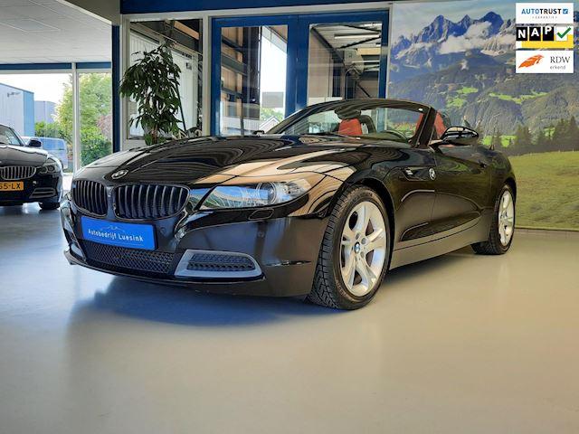 BMW Z4 Roadster SDrive35i Executive,  Adap M-Chassis, Navi Bluetooth Cruise Control, Sportstoelen  PDC Spiegelpakket extra Pakketten