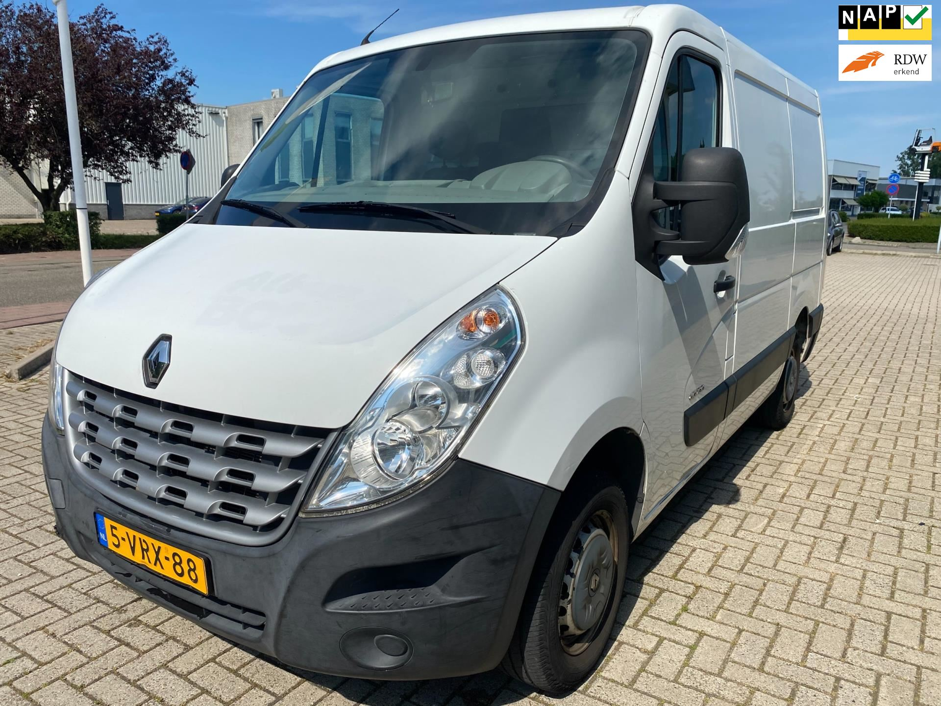 Renault Master occasion - RP Automotive