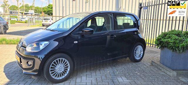 Volkswagen Up! 1.0 high up! BlueMotion 5-Deurs Zwart