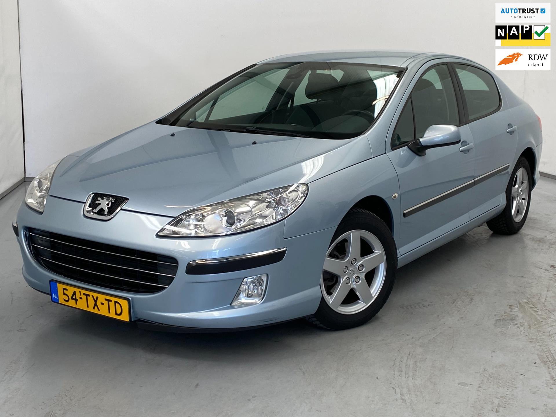 Peugeot 407 occasion - Van den Brink Auto's