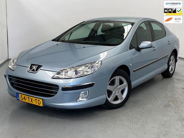 Peugeot 407 2.0-16V XT / Aut / Airco / Trekhaak / Nette Auto