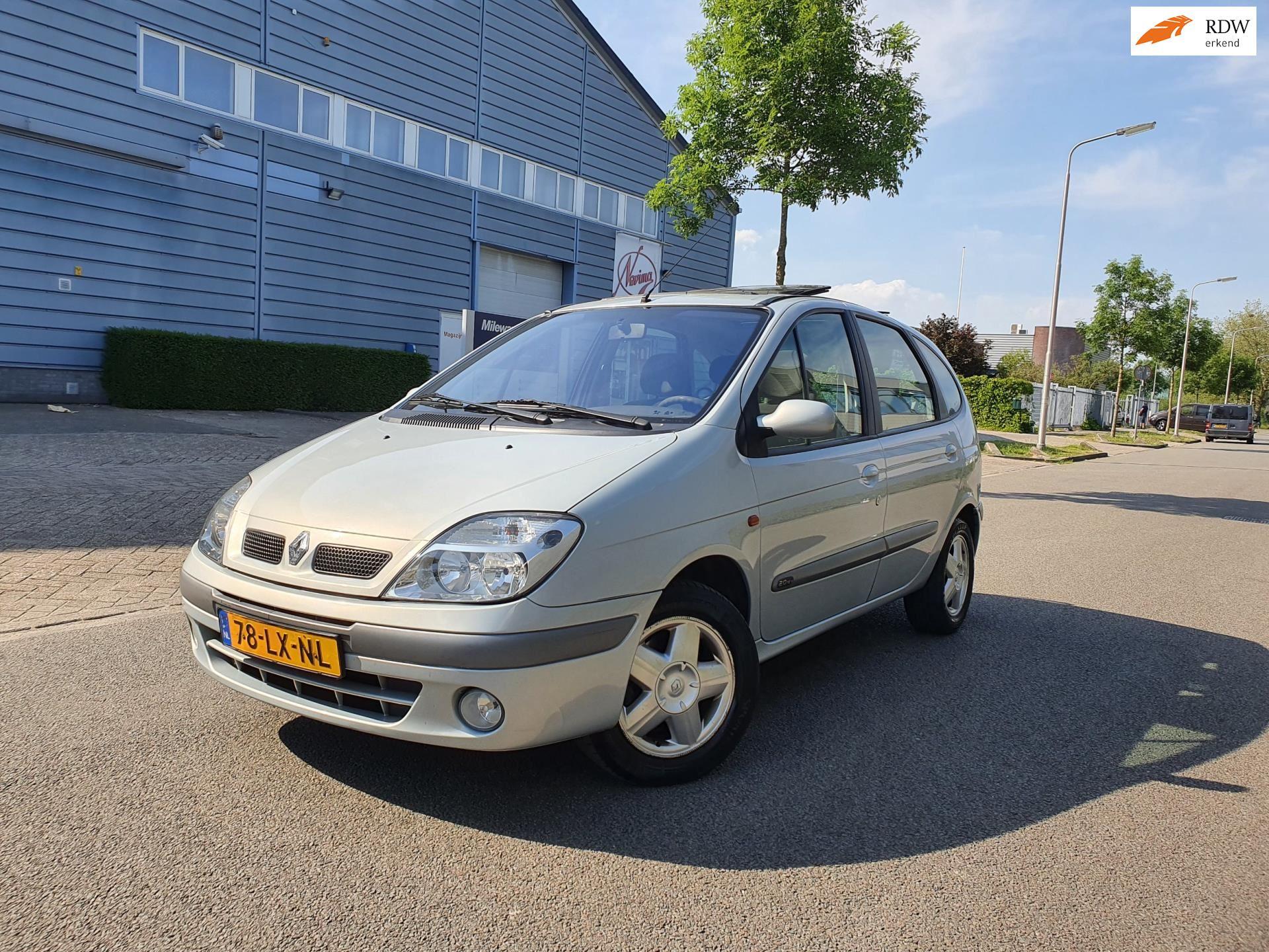 Renault Scénic occasion - Autohandel Direct