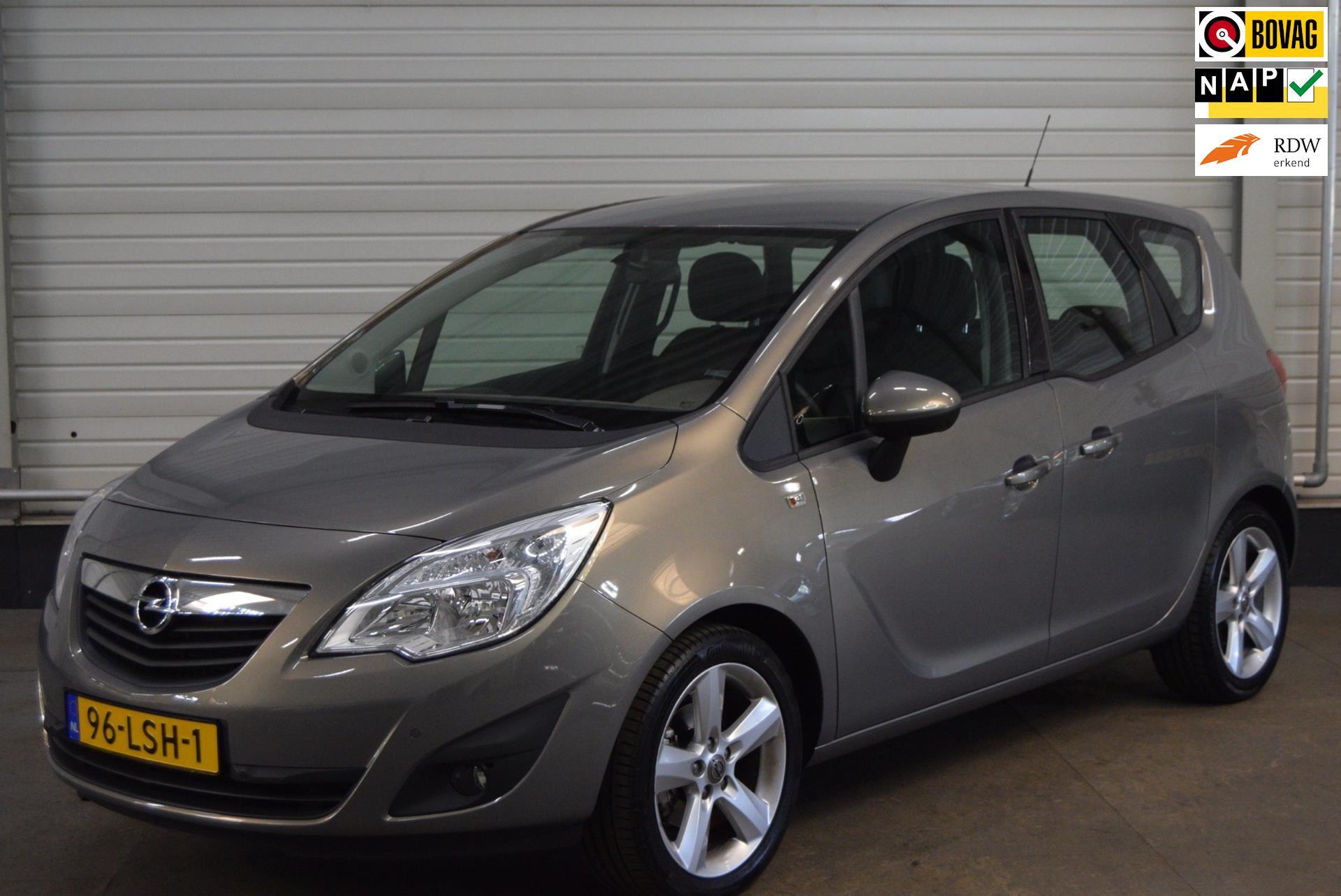 Opel Meriva occasion - Autobedrijf van de Werken bv
