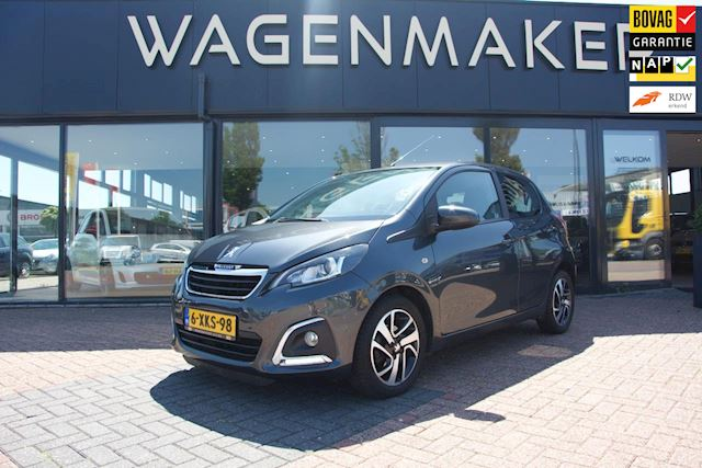 Peugeot 108 occasion - Wagenmaker Auto's