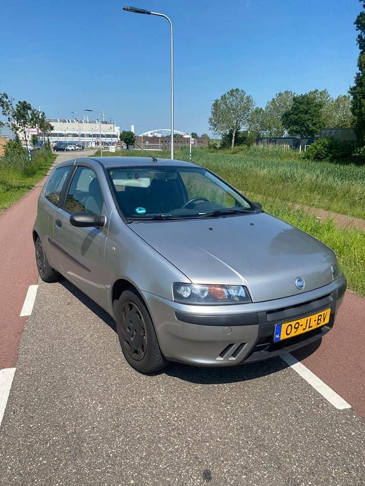 Fiat Punto occasion - Gelderland Cars B.V.Zutphen