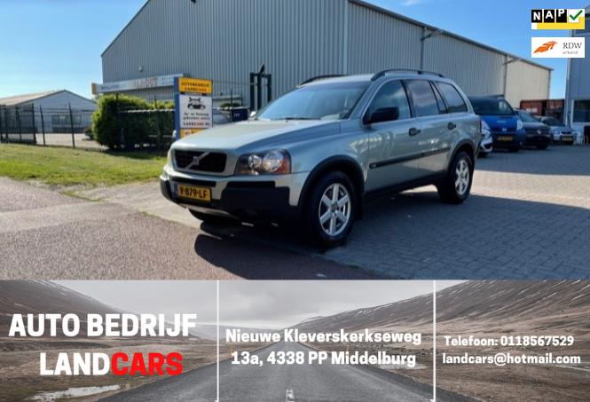 Volvo XC90 occasion - Land Cars Middelburg