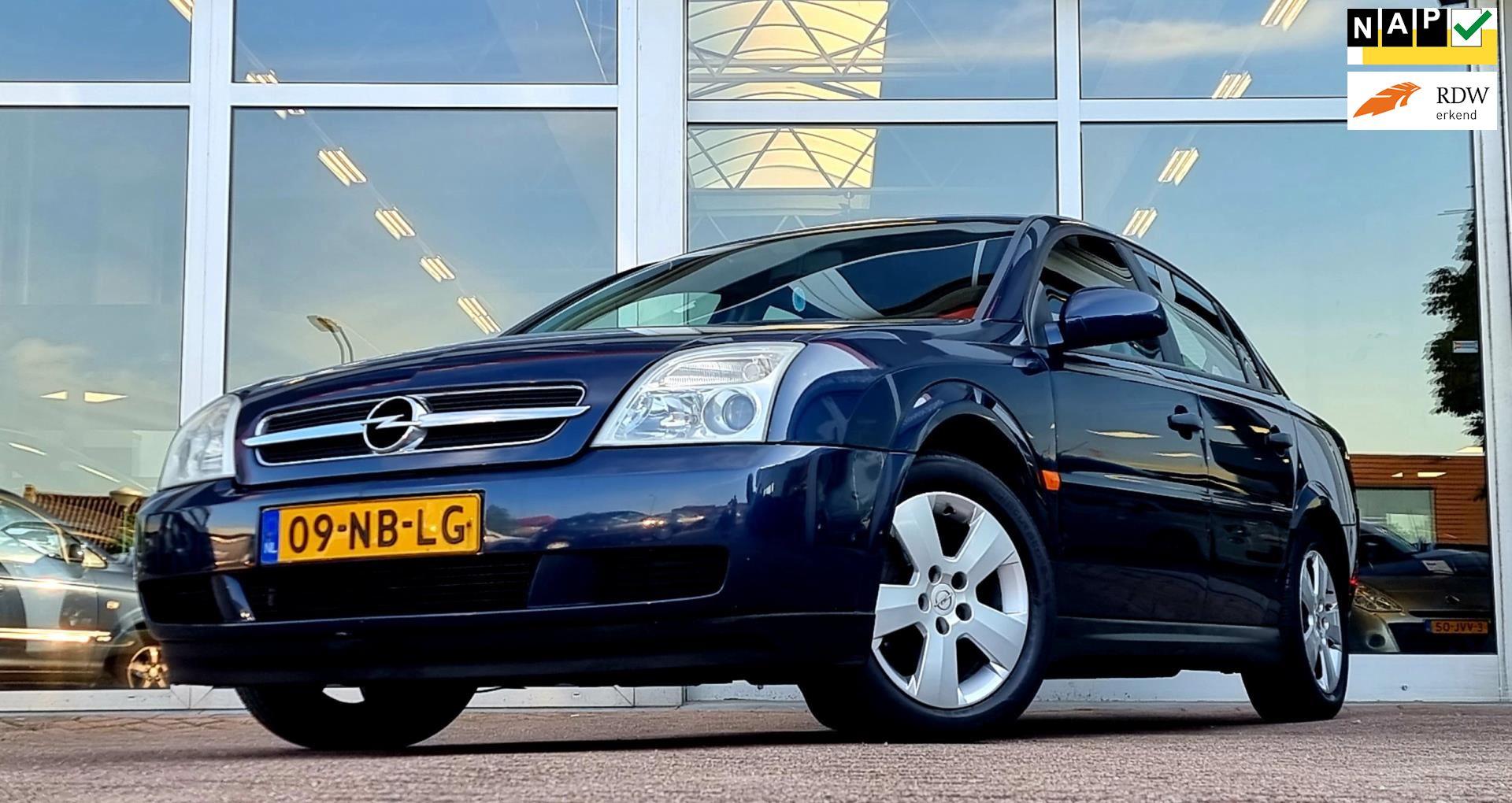 Opel Vectra occasion - van den Boog Automotive
