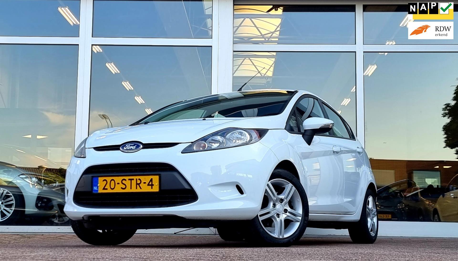 Ford Fiesta occasion - van den Boog Automotive