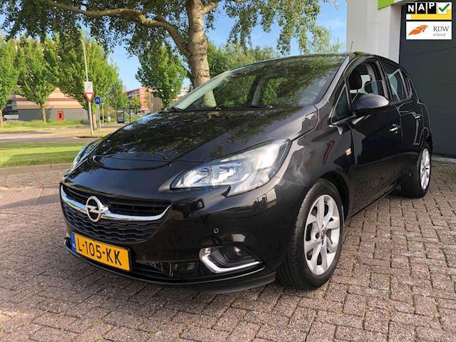 Opel Corsa 1.2 Cosmo/Climate-c/Cruise-c/PDC V+A/LED/Leder/Lmv/
