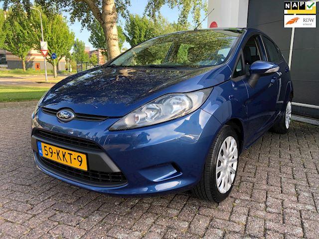 Ford Fiesta 1.25 Limited 5Drs/Airco/AUX/Elek-Pakket/Central Lock/Dealer-onderhouden