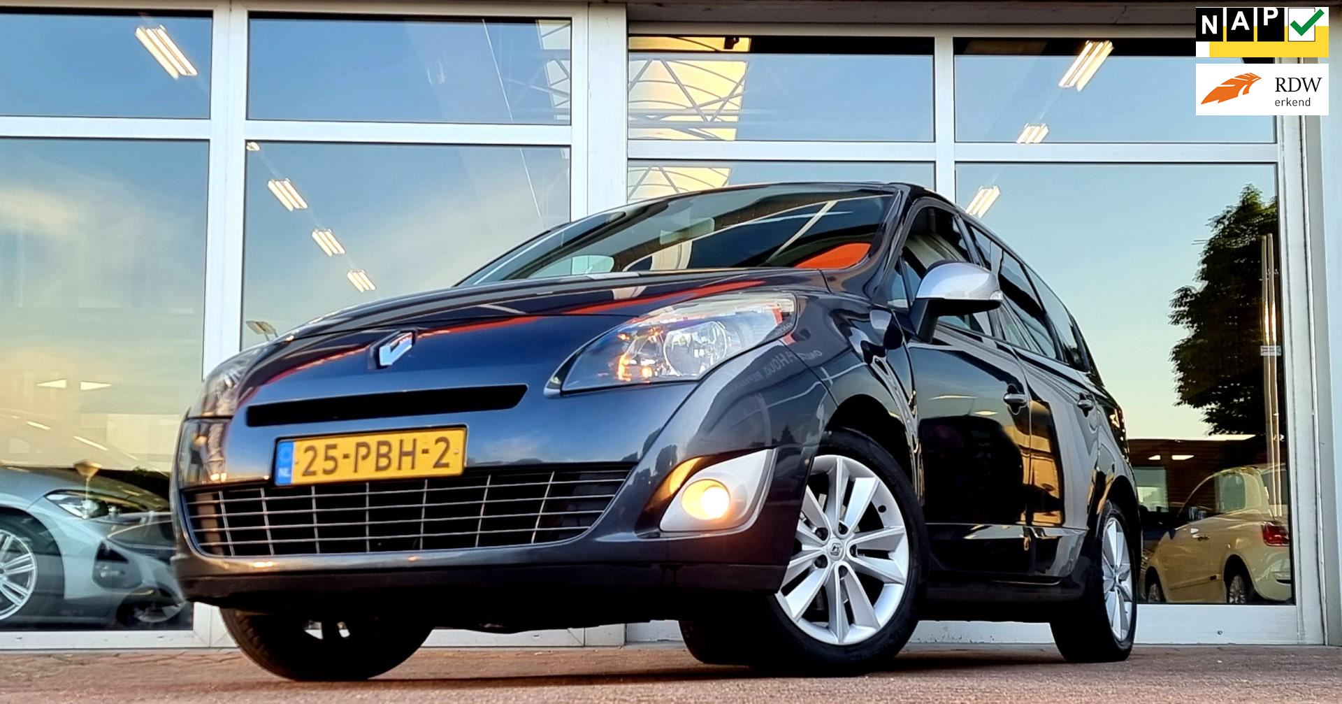 Renault Grand Scénic occasion - van den Boog Automotive
