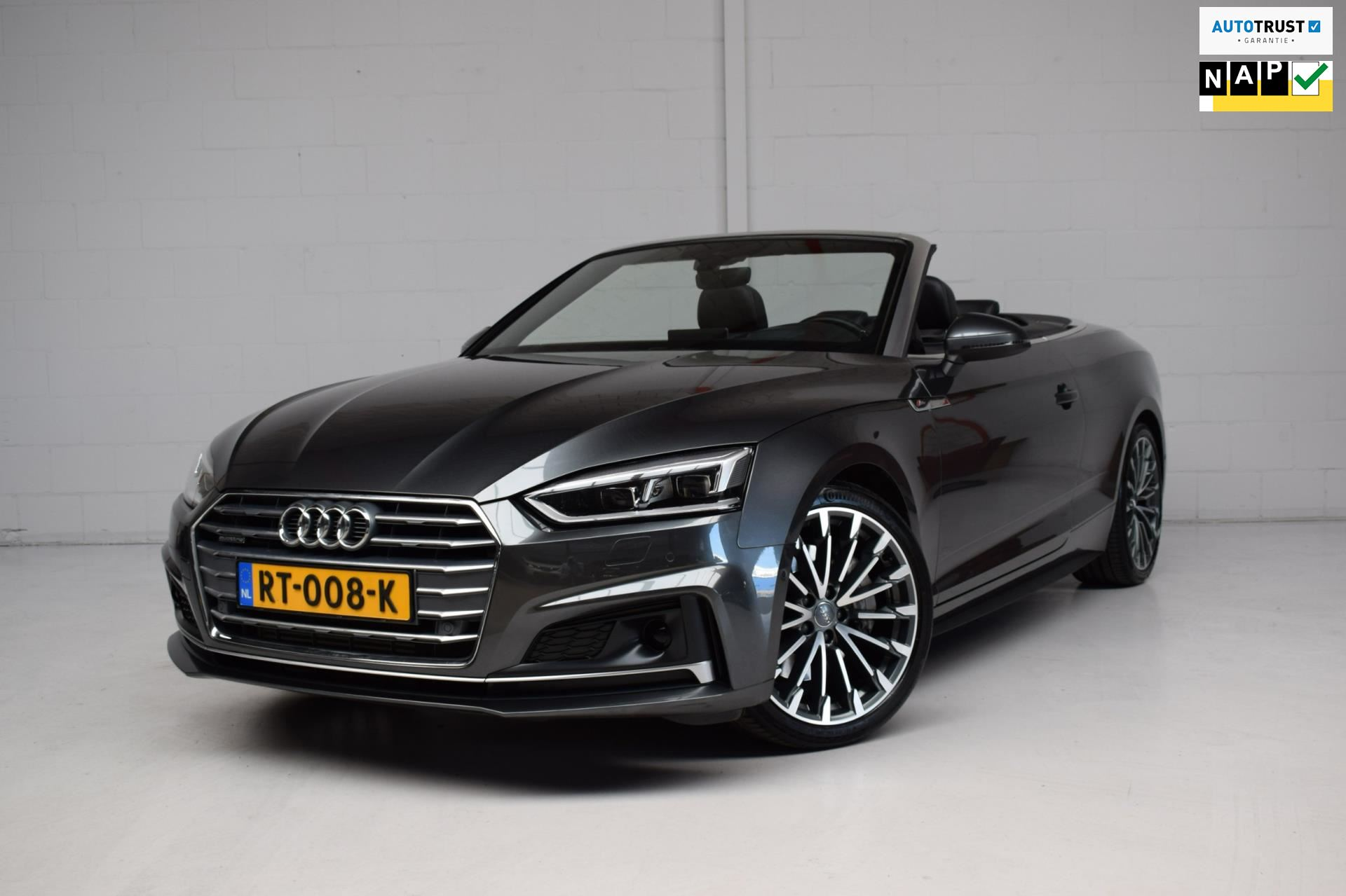 Audi A5 Cabriolet occasion - Autocenter Baas BV