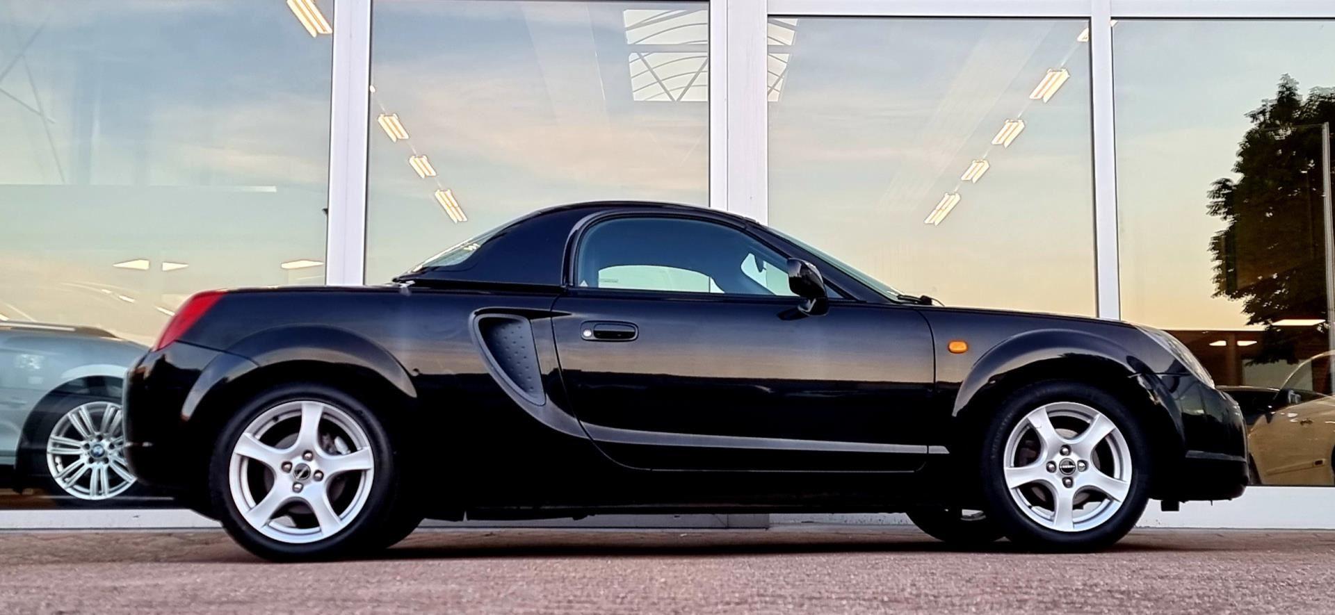 Toyota MR 2 occasion - van den Boog Automotive