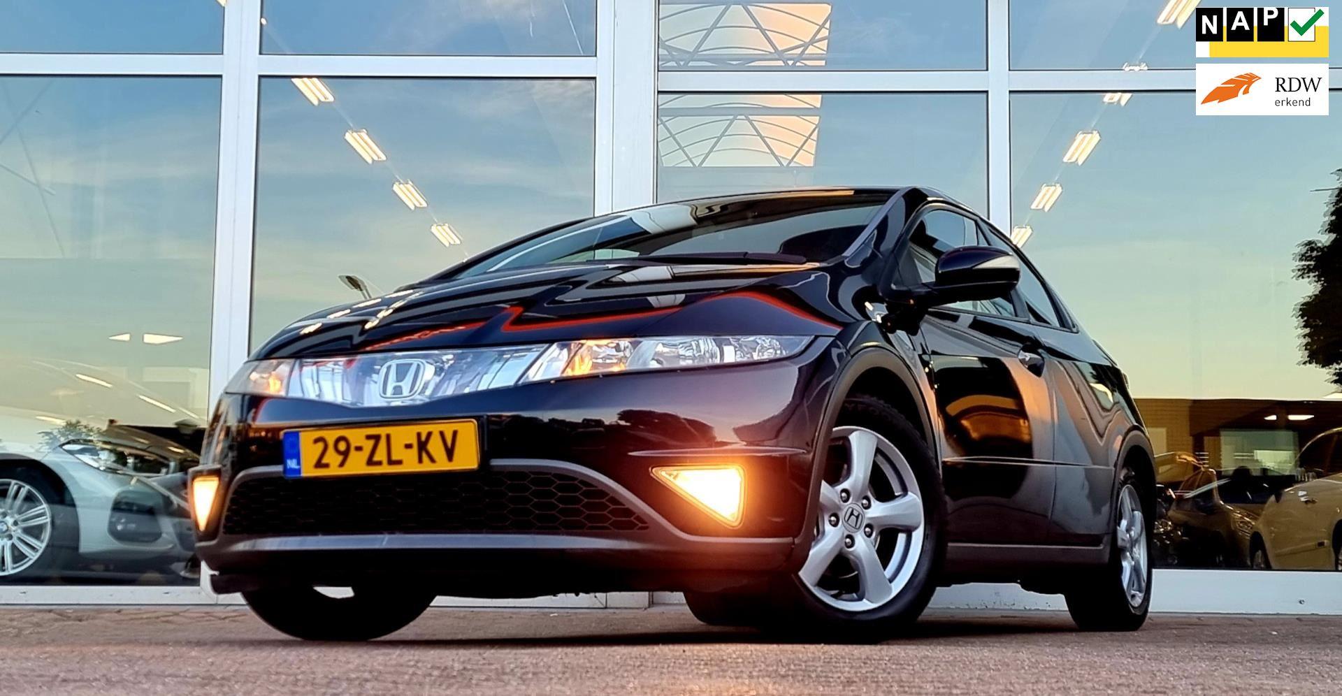Honda Civic occasion - van den Boog Automotive