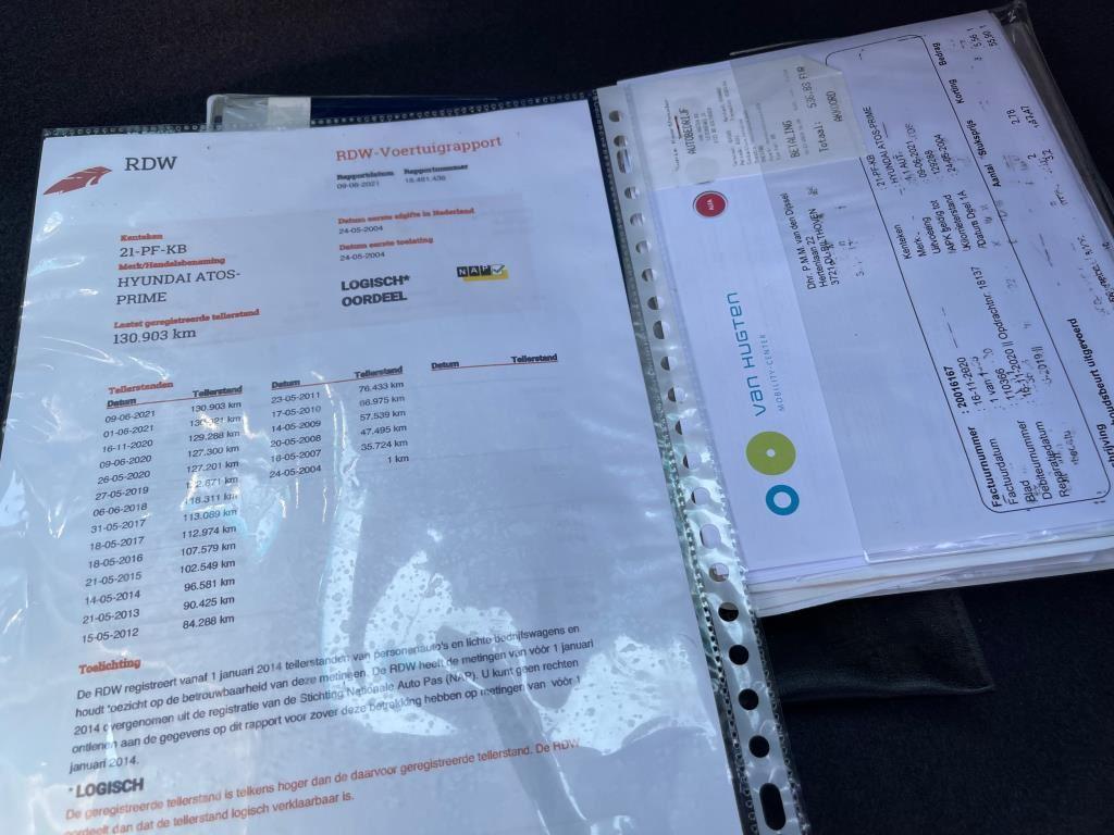 Hyundai Atos occasion - Autopoetsbedrijf Easy Clean