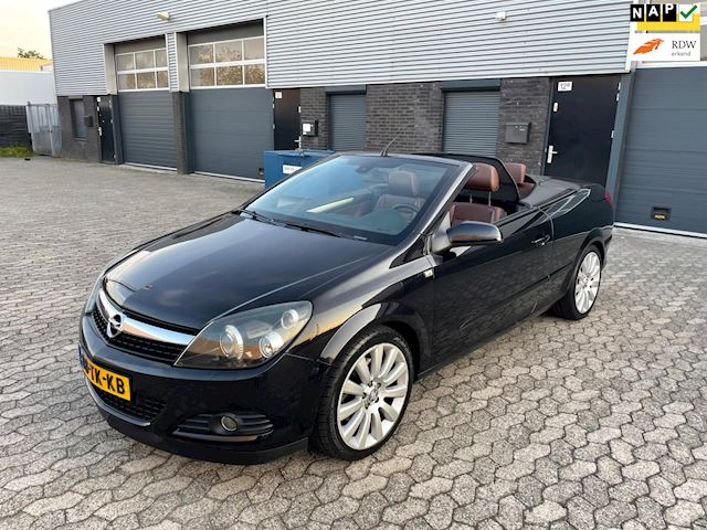 Opel Astra TwinTop occasion - City Cars Breda
