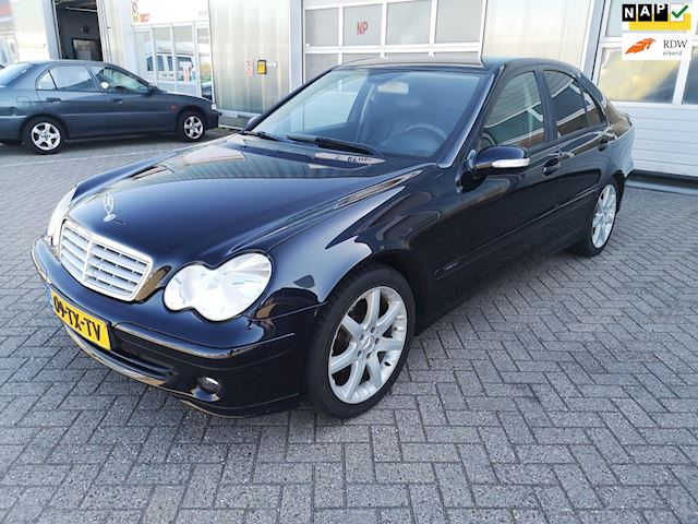 Mercedes-Benz C-klasse occasion - Sorin Auto Service
