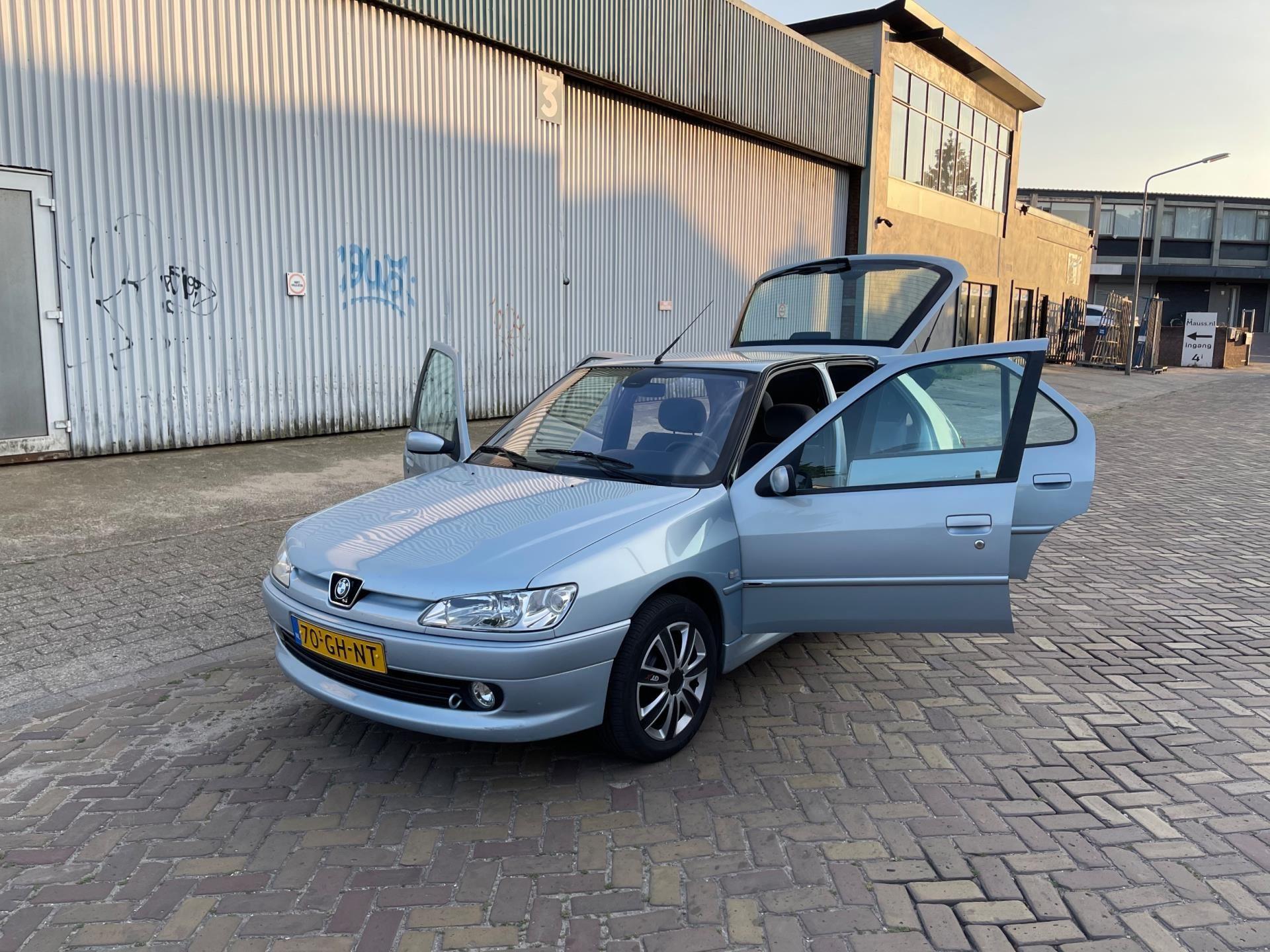 Peugeot 306 occasion - Autohandel Honing